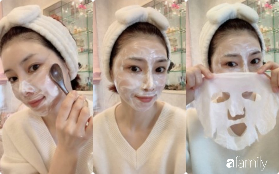 Phù thủy làn da của Nhật 53 tuổi da dẻ vẫn căng mịn như gái 18: Bí quyết chỉ ở 2 bước dưỡng rẻ bèo mà ai cũng làm được-8