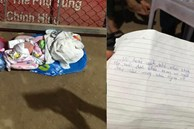 Đứa trẻ còn đỏ hỏn bị bỏ rơi bên đường, nội dung trong mảnh giấy để lại khiến người ta xót xa