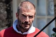 Bất ngờ hình ảnh David Beckham bây giờ già nua, tóc thưa thớt đến thế này