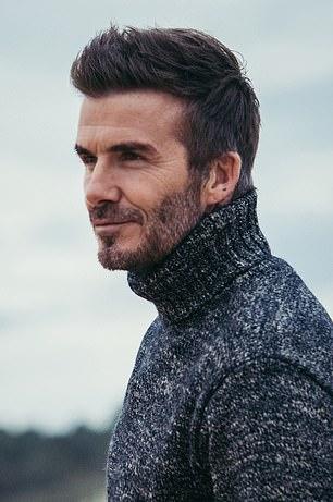 Bất ngờ hình ảnh David Beckham bây giờ già nua, tóc thưa thớt đến thế này-4