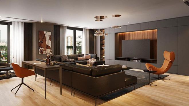 Sau khoảng thời gian đi thuê nhà, MC Thành Trung khoe căn hộ mới sang trọng, hiện đại-10
