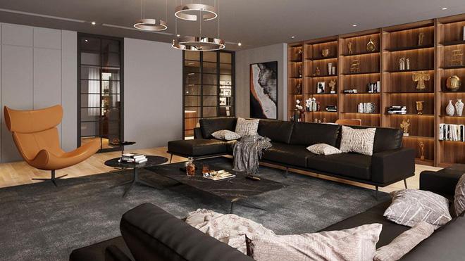Sau khoảng thời gian đi thuê nhà, MC Thành Trung khoe căn hộ mới sang trọng, hiện đại-8