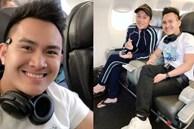 Cuộc sống của con trai Hoài Linh: Tài năng, làm kỹ sư hàng không, 'chưa bao giờ làm bố thất vọng'
