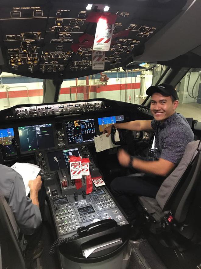Cuộc sống của con trai Hoài Linh: Tài năng, làm kỹ sư hàng không, chưa bao giờ làm bố thất vọng-2