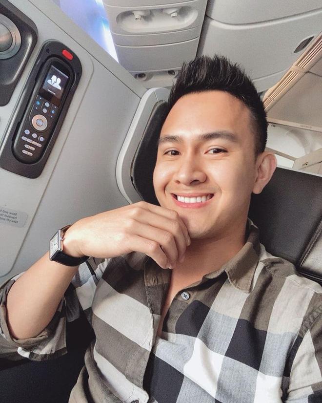 Cuộc sống của con trai Hoài Linh: Tài năng, làm kỹ sư hàng không, chưa bao giờ làm bố thất vọng-4