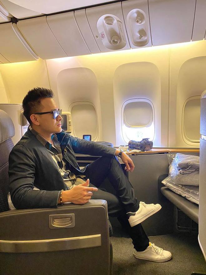 Cuộc sống của con trai Hoài Linh: Tài năng, làm kỹ sư hàng không, chưa bao giờ làm bố thất vọng-5