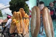 Chiếc bánh mỳ khổng lồ ở miền Tây từng khiến nhiều người cho là sản phẩm photoshop, nhưng ít ai biết chính nó đã từng xếp hạng là món ăn kỳ lạ nhất thế giới