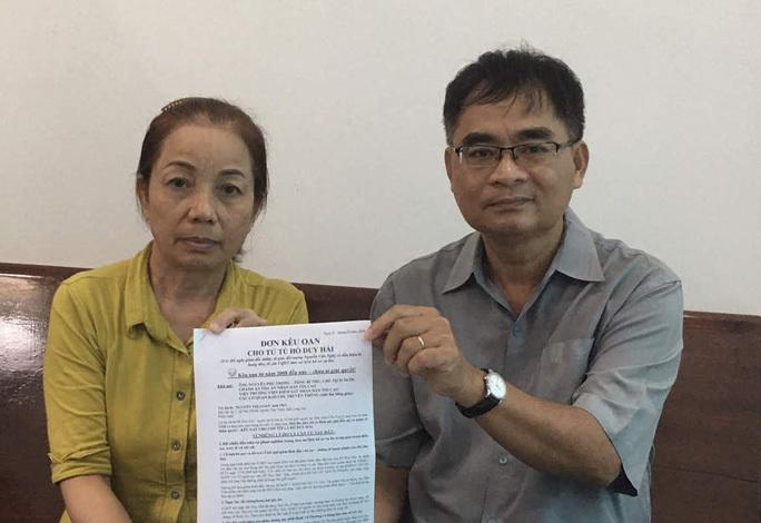 Gia đình Hồ Duy Hải tung chứng cứ ngoại phạm mới, tiếp tục kêu oan-2