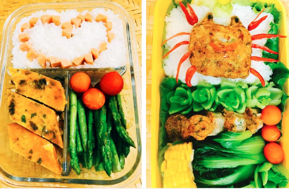 """Cô vợ đảm chia sẻ loạt bữa trưa ngon đẹp xuất sắc khiến ai cũng ghen tị"""" với anh chồng số hưởng""""-3"""