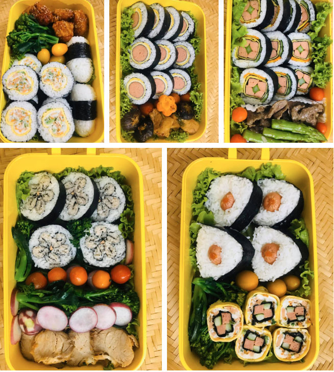 """Cô vợ đảm chia sẻ loạt bữa trưa ngon đẹp xuất sắc khiến ai cũng ghen tị"""" với anh chồng số hưởng""""-4"""