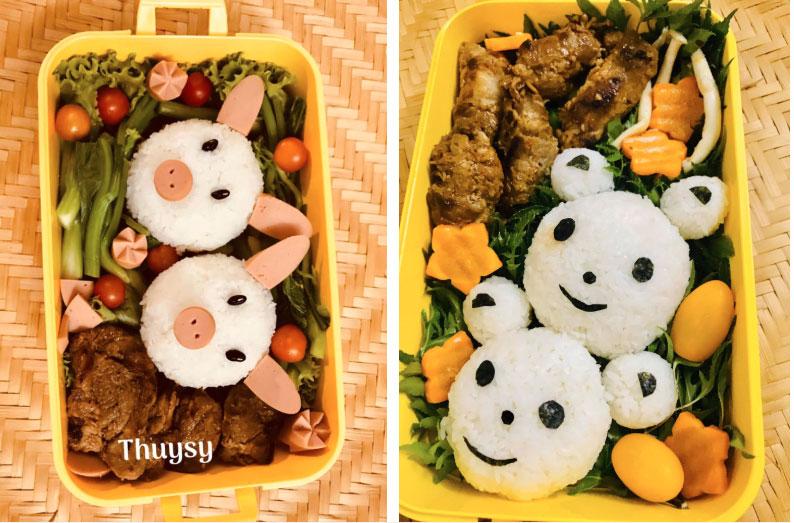 """Cô vợ đảm chia sẻ loạt bữa trưa ngon đẹp xuất sắc khiến ai cũng ghen tị"""" với anh chồng số hưởng""""-7"""