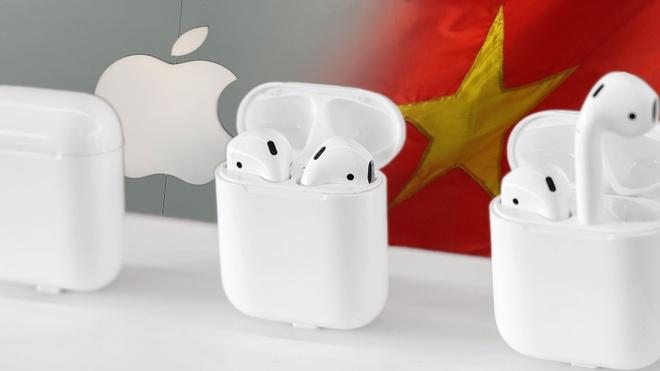 Hãng sản xuất AirPods tại VN mong thành Foxconn mới, gia công iPhone-1