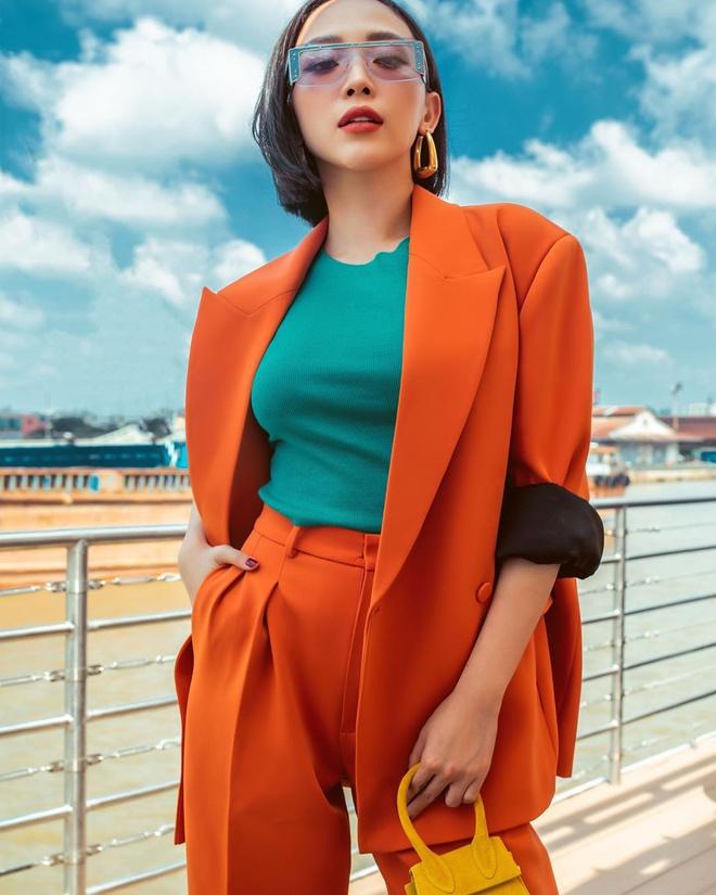 Tóc Tiên vẫn thích diện váy áo gợi cảm sau khi kết hôn-1
