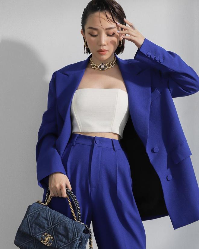Tóc Tiên vẫn thích diện váy áo gợi cảm sau khi kết hôn-2