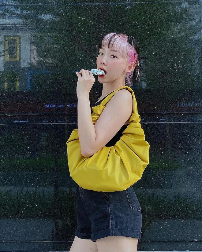 Tóc Tiên vẫn thích diện váy áo gợi cảm sau khi kết hôn-9