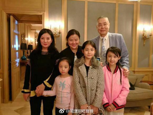 Ít ai ngờ, con gái Triệu Vy 10 tuổi, ăn mặc quê mùa lại chính thức thành nữ đại gia-5