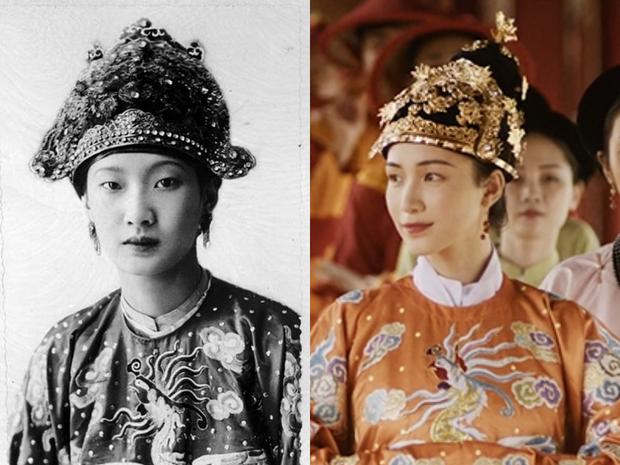 Câu chuyện thật phía sau lời hứa của Vua Bảo Đại và lá thư đánh ghen Nam Phương Hoàng hậu gửi cho Lý Lệ Hà được tái hiện trong MV mới của Hoà Minzy-3