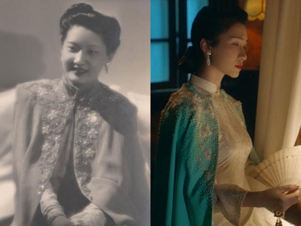 Câu chuyện thật phía sau lời hứa của Vua Bảo Đại và lá thư đánh ghen Nam Phương Hoàng hậu gửi cho Lý Lệ Hà được tái hiện trong MV mới của Hoà Minzy-12