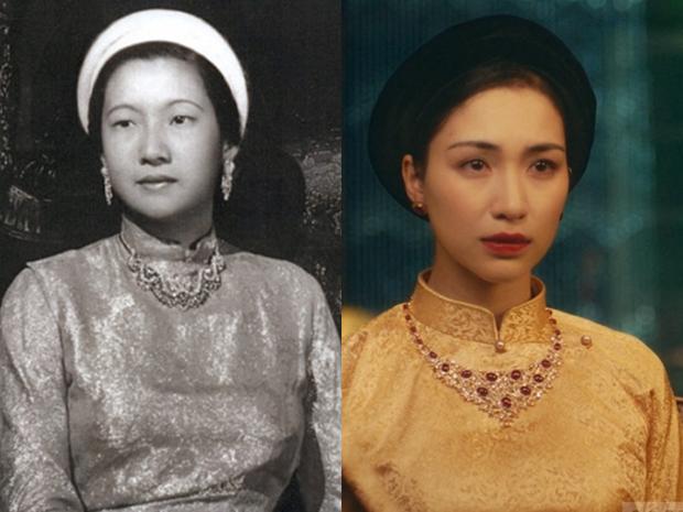 Câu chuyện thật phía sau lời hứa của Vua Bảo Đại và lá thư đánh ghen Nam Phương Hoàng hậu gửi cho Lý Lệ Hà được tái hiện trong MV mới của Hoà Minzy-11
