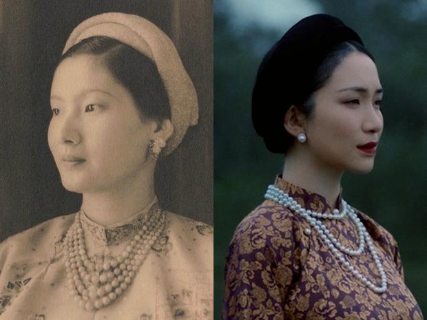 Câu chuyện thật phía sau lời hứa của Vua Bảo Đại và lá thư đánh ghen Nam Phương Hoàng hậu gửi cho Lý Lệ Hà được tái hiện trong MV mới của Hoà Minzy-4