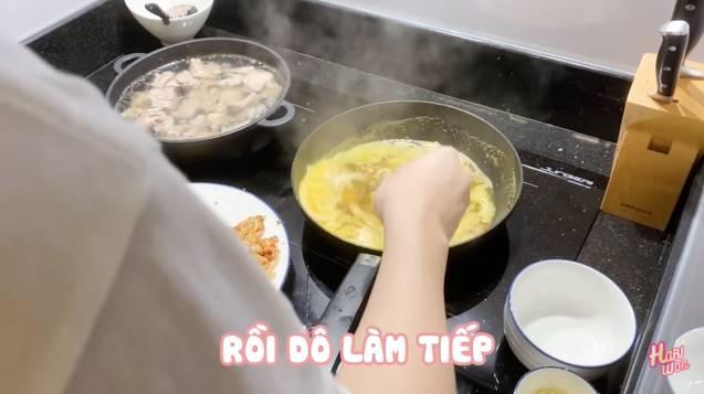 Hari Won tiết lộ mê món ăn đặc biệt do Trường Giang làm nên Trấn Thành quyết tâm làm bằng được-2