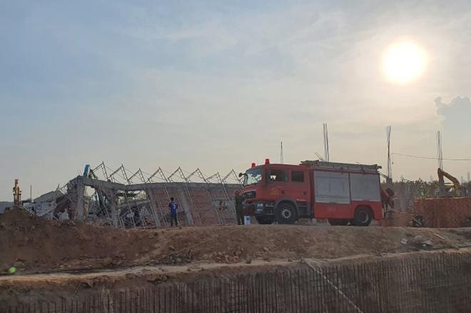 Hiện trường vụ sập công trình xây dựng làm 10 người chết ở Đồng Nai-2