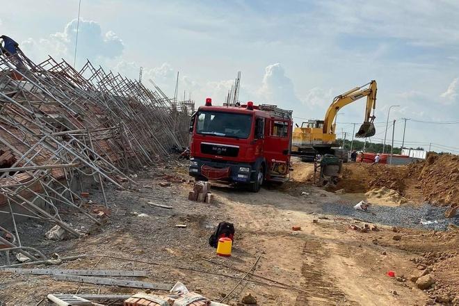 Hiện trường vụ sập công trình xây dựng làm 10 người chết ở Đồng Nai-3
