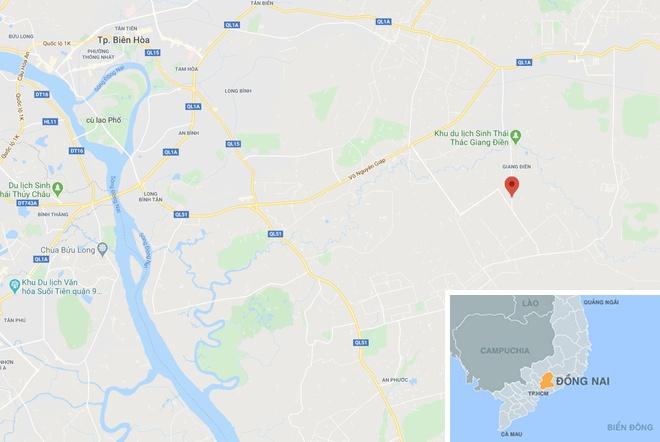 Hiện trường vụ sập công trình xây dựng làm 10 người chết ở Đồng Nai-10