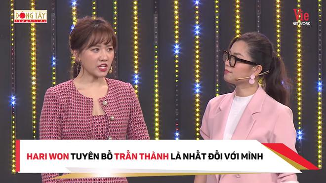 Hari Won: Sáng nào thức dậy, tôi và Trấn Thành cũng hôn nhau trước khi vệ sinh cá nhân-1