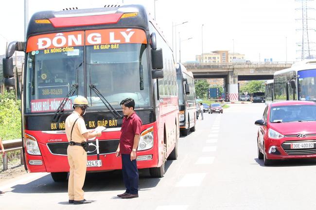 Từ ngày mai CSGT Hà Nội được dừng kiểm tra tất cả các xe, cho dù không phát hiện vi phạm-3