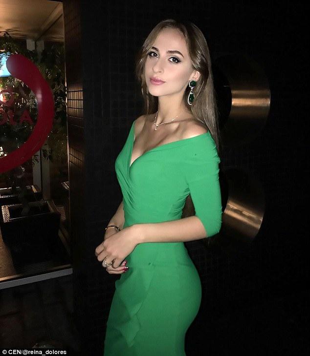 3 năm sau khi gây chú ý vì chi gần 230 tỷ đồng mua váy cưới, tiểu thư nước Nga có cuộc sống với lối rẽ không ai nghĩ đến-8