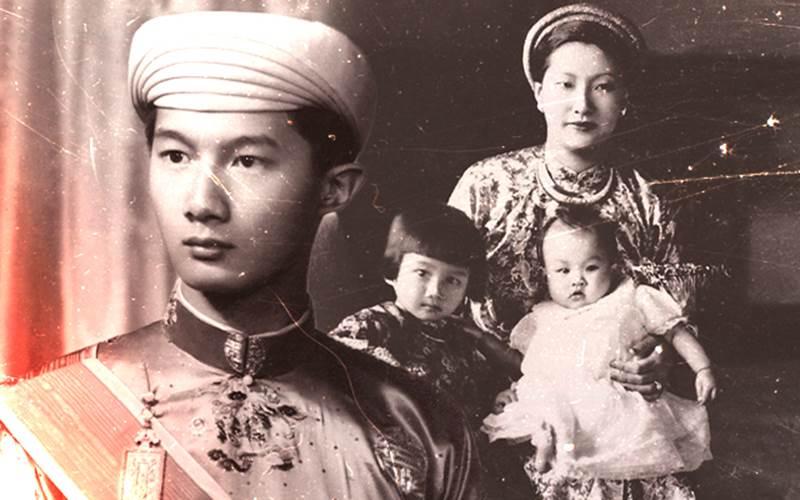 """Bảo Đại - Nam Phương Hoàng hậu: Tình yêu sét đánh"""" tới cuộc hôn nhân có lời thề đặc biệt và số phận buồn của 5 người con-1"""