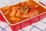 Tôm đông lạnh tưởng nhạt nhẽo, nấu thành súp có vị ngon bất ngờ