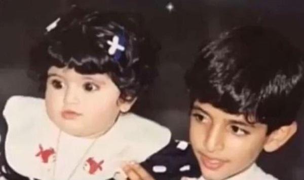 Lộ hình ảnh thái tử đẹp nhất Dubai và người vợ tựa nữ thần lớn lên cùng nhau từ tấm bé, từ nhỏ đã có nét phu thê-2