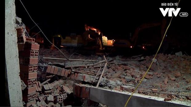 Vụ tai nạn nghiêm trọng ở Đồng Nai: Chưa thể khẳng định không còn nạn nhân dưới đống đổ nát-3