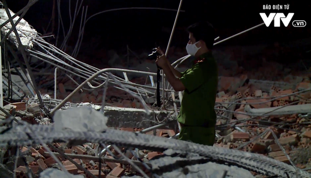 Vụ tai nạn nghiêm trọng ở Đồng Nai: Chưa thể khẳng định không còn nạn nhân dưới đống đổ nát-4