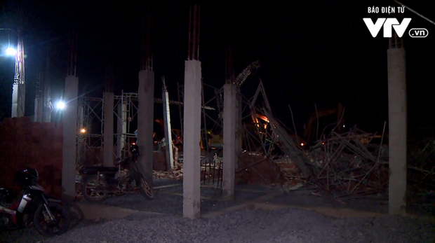 Vụ tai nạn nghiêm trọng ở Đồng Nai: Chưa thể khẳng định không còn nạn nhân dưới đống đổ nát-6