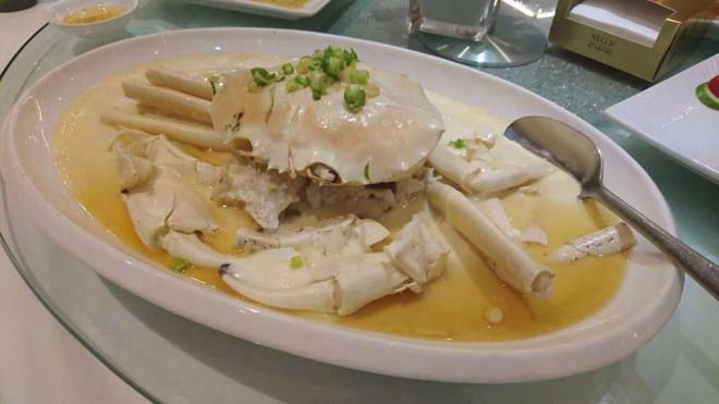 Loài cua trắng bóc, to tướng, thịt vô cùng thơm ngon hút hồn bà nội trợ Việt-3