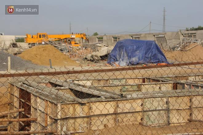 Quặn lòng cảnh vợ nhận thi thể chồng về quê chôn cất sau vụ sập tường ở Đồng Nai: Tiếng nấc nghẹn tìm chồng trong vô vọng-3