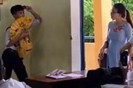 Định 'tàng hình' trong góc lớp để trêu cô giáo, ai ngờ màn đáp trả của cô khiến nam sinh nhận ngay hậu quả