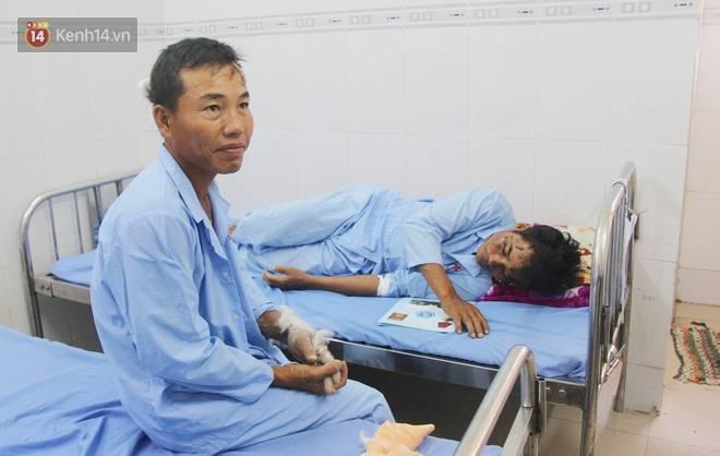 Bố mẹ bị vùi trong đống đổ nát vụ sập công trình kinh hoàng, 2 đứa trẻ bơ vơ trong bệnh viện: Tụi nhỏ không chịu ăn, cứ lo mẹ sẽ chết-9