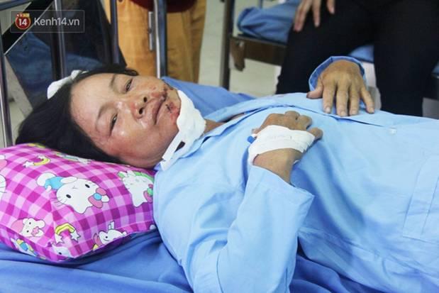 Bố mẹ bị vùi trong đống đổ nát vụ sập công trình kinh hoàng, 2 đứa trẻ bơ vơ trong bệnh viện: Tụi nhỏ không chịu ăn, cứ lo mẹ sẽ chết-12