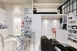 Căn hộ 52m² rộng thênh thang nhờ thiết kế gác lửng và cách lấy sáng hợp lý-13