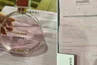 Vụ lùm xùm nước hoa Chanel: Tràng Tiền Plaza khẳng định có sai sót, Chanel chưa trả lời rõ về nguồn gốc hàng hóa