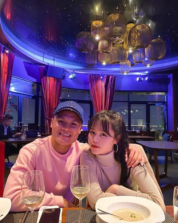 Bạn gái Quang Hải lần đầu lên tiếng khi bị antifan tràn vào trang cá nhân, gửi tin nhắn xúc phạm-1