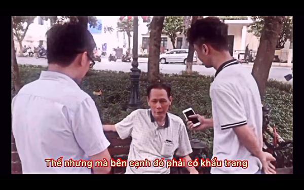 HS trường Hồng Hà siêu đặc biệt trong clip 'Cuộc sống thời Covid-19'-3