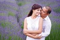 Ông xã Thuý Hạnh từng xin vợ đi massage, tự giác ngủ sofa mỗi khi nhậu say về