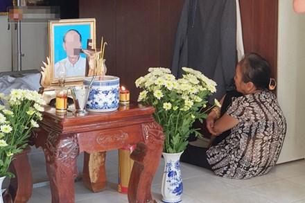 Đám tang đẫm nước mắt của nạn nhân lớn tuổi nhất vụ sập tường ở Đồng Nai: