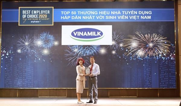 Vinamilk - nhà tuyển dụng hấp dẫn với thế hệ Z ở Việt Nam-1