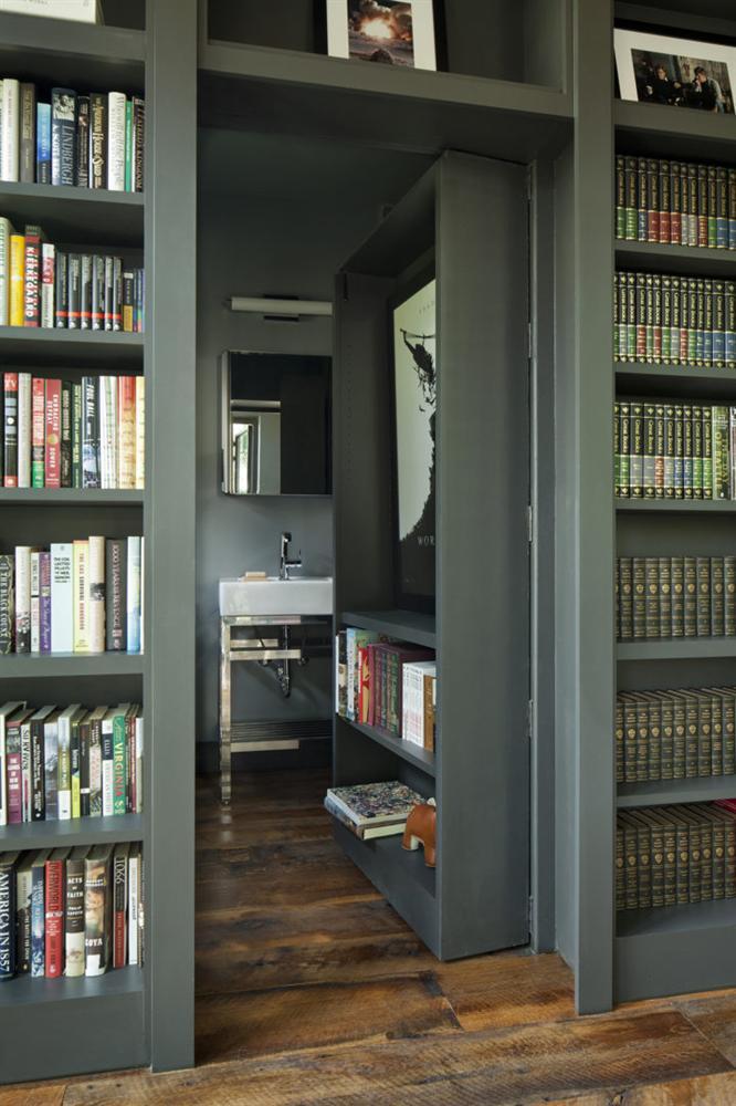Ngôi nhà bốn bề là vườn cây xanh mát lý tưởng dành cho những ai yêu thích đọc sách-4